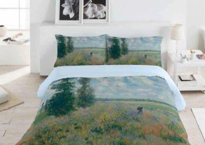 Monet- Campo di papaveri