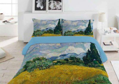 Van Gogh - Campo di grano